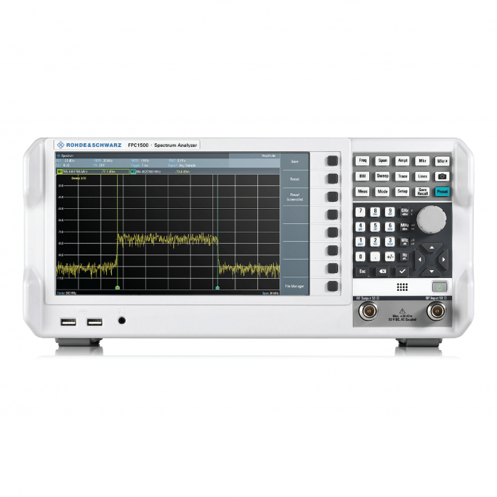 R&S®FPC Spectrum Analyzer